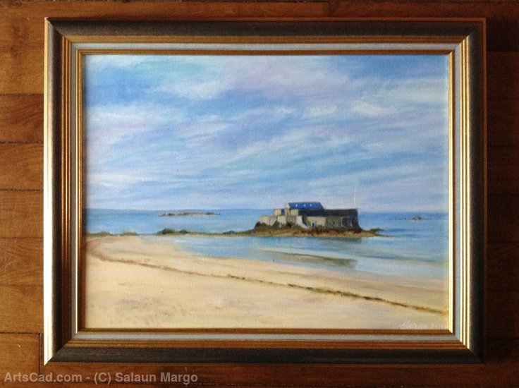 Artwork >> Salaun Margo >> The strong national st Malo