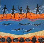 Malgorzata Drozdz - The Aboriginal River Dance