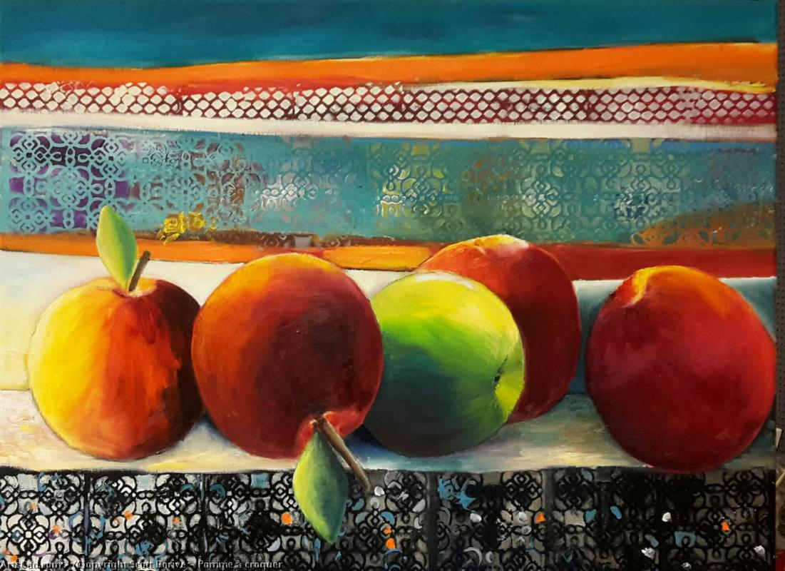 Art by Scott Rorive : Scott Rorive - apple at  Munch